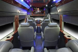 San Diego Chater bus business