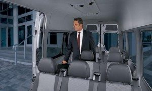 San Diego Chater bus corporate
