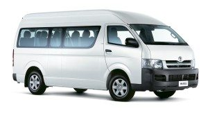San Diego Chater bus van services