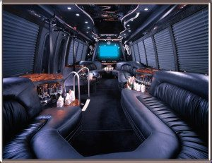 San Diego Party Bus company