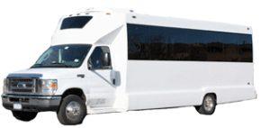 San Diego Shuttle bus 30 passenger