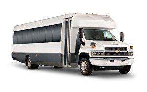 San Diego Shuttle bus rental