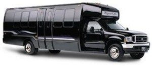 San Diego limo Bus 20 passenger