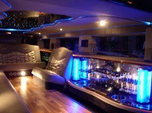 San Diego limousine service rental company