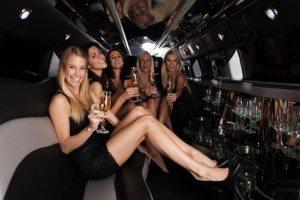 San Diego Bachelorette party bus services rental discounts limousine