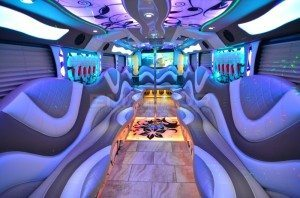 San Diego Party Bus Rental service