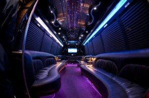 san diego 40 passenger party bus rental
