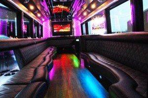 san diego limousine buses