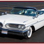 San Diego Antique car service rental company