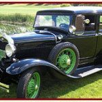San Diego Antique car service vintage