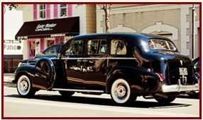 san diego antique car rental service wedding