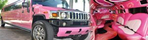 San Diego Quinceanera limo bus hummer h2 h2 hummer limo rentals