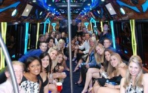 ramona party bus rental services